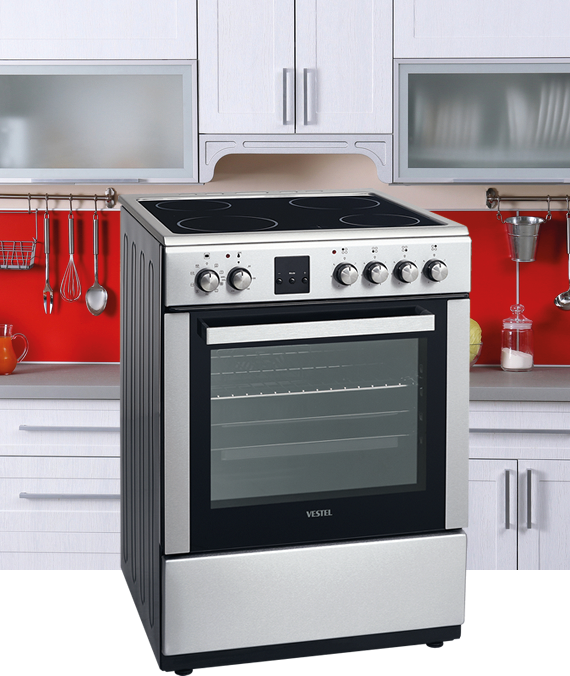 Single Freestanding Oven
