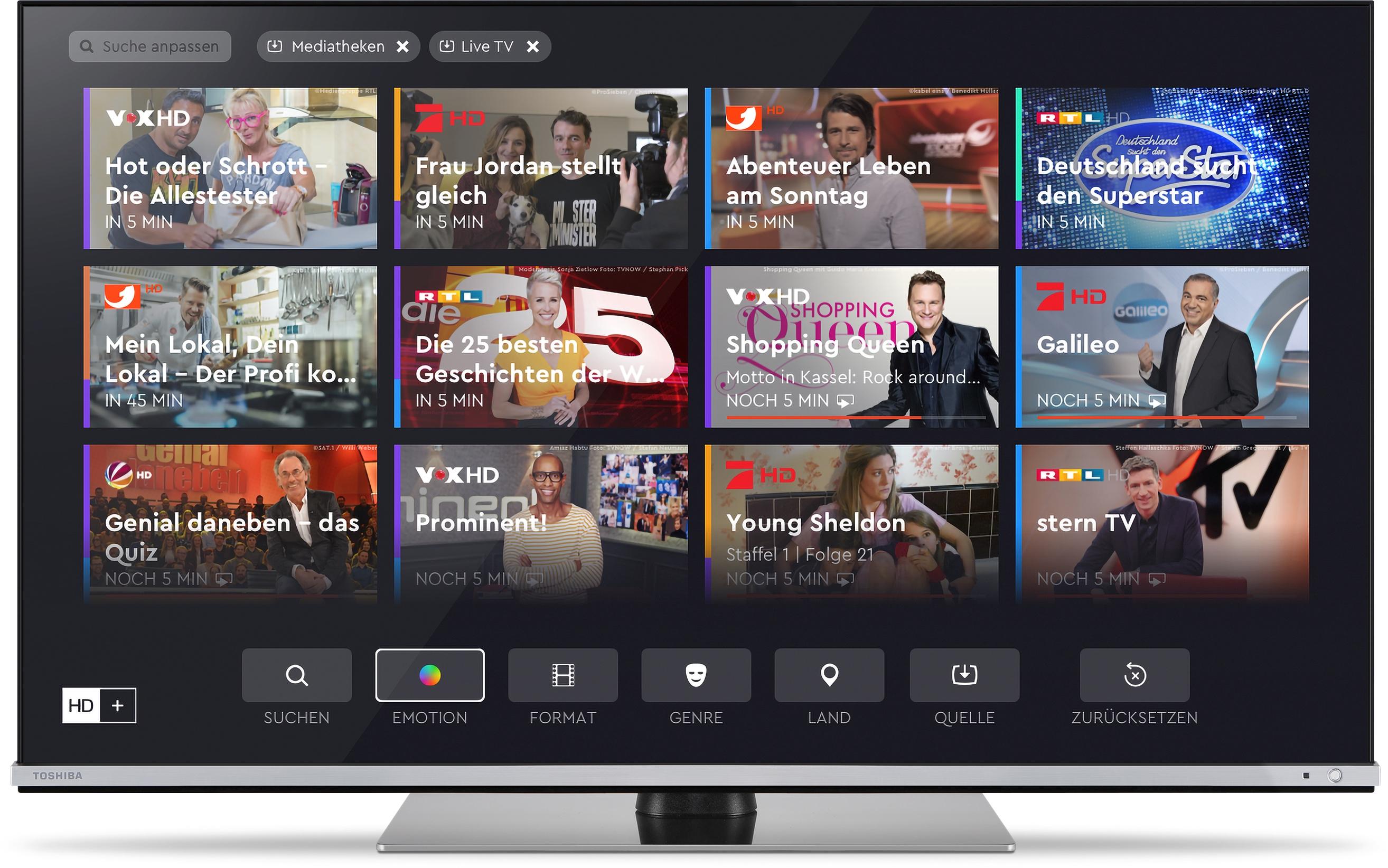 Vestel erweitert Kooperation mit HD+