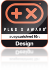 Plus X award design