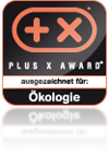 Plus X Award Ökologie