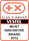 Vestel Plus X Award