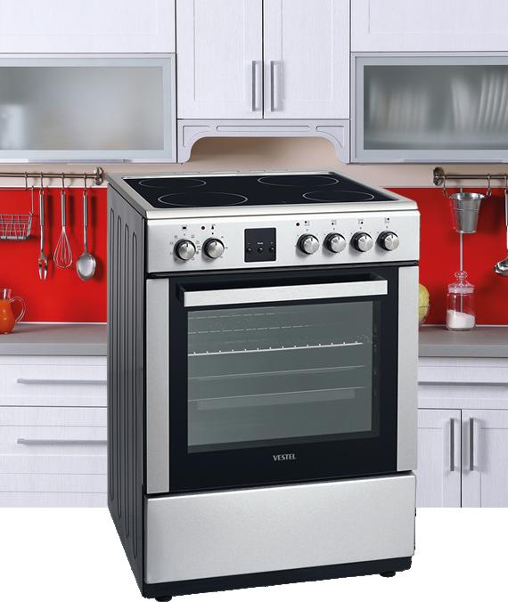 Single Freestanding Oven